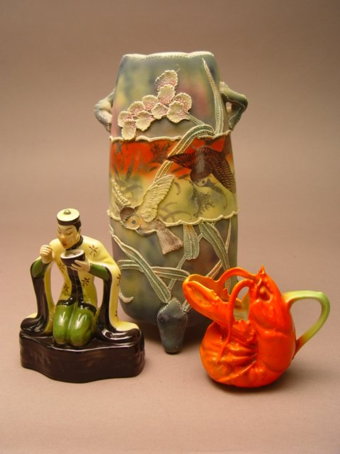 138: Group of Porcelain Items