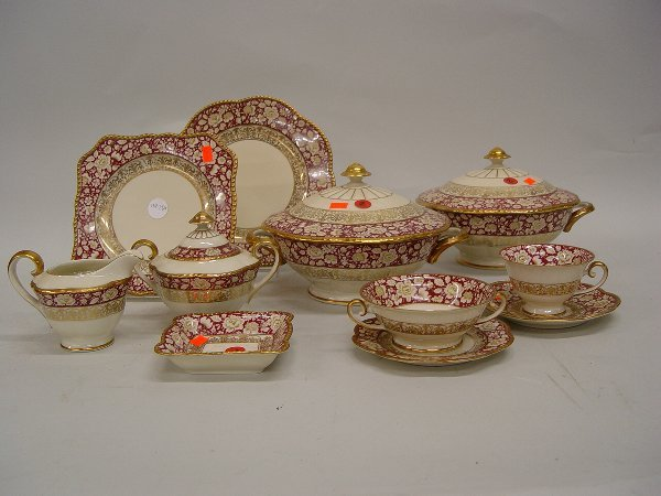 2: Schuman Bavarian Porcelain Dinner Service