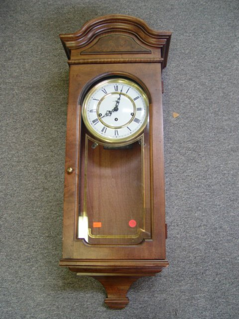 79 howard miller wall clock model l