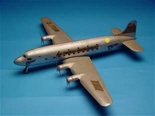 """""""Marx Pan American Airplane,pressed ste"""