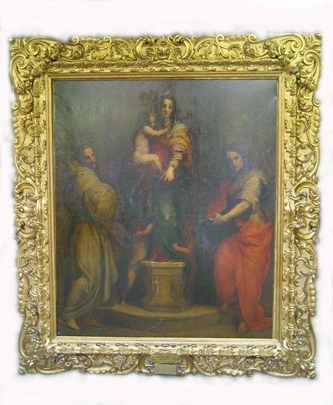 "1073: ""Malmesi Pt. copio. Firenze 1910Madonna"