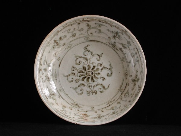 """11: """"Vietnamese Green & White Charger 15th/16"""