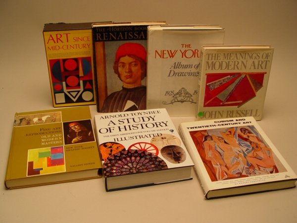 1111: Collection of Art Books