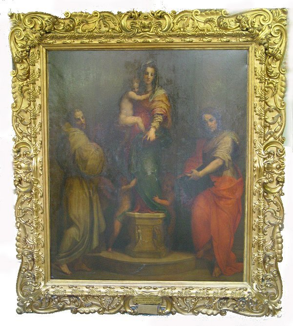 1310: Palace Size Oil Painting