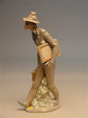 Lladro Figurine Artist 4732