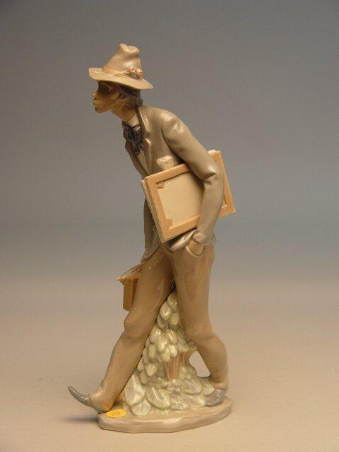 102: Lladro Figurine Artist 4732