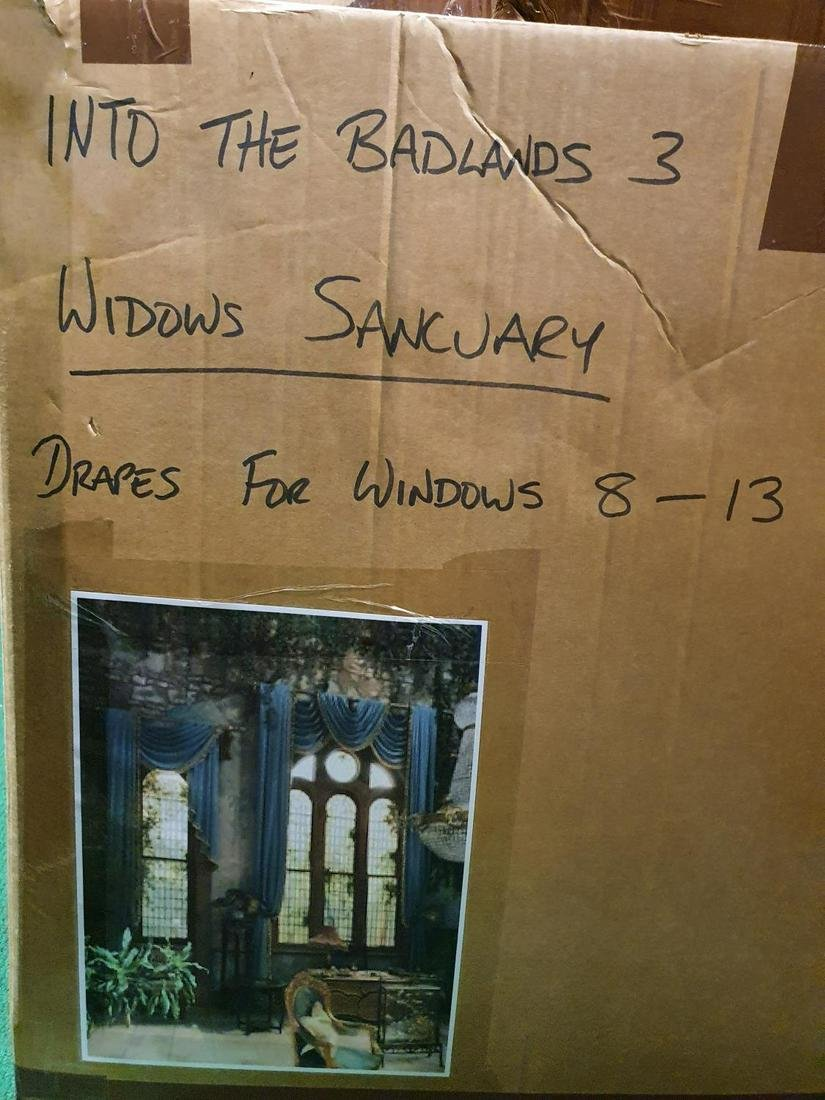 BADLANDS SERIES 3, WIDOW'S SANCTUARY: A quantity of