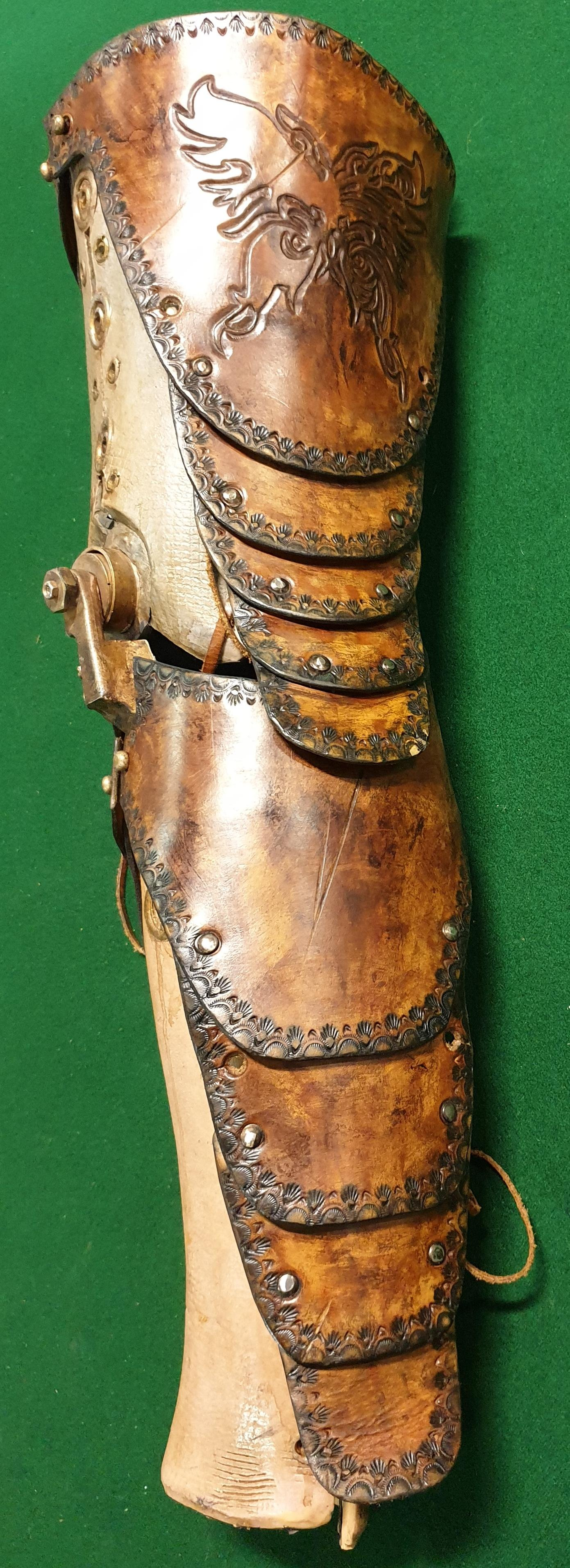 WREN: Wren's Prosthetic Leg. (1) (24) AP 136.