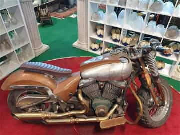 SUNNY IS PLAYED BY DANIEL WU. Sunny's Motorbike, Custom