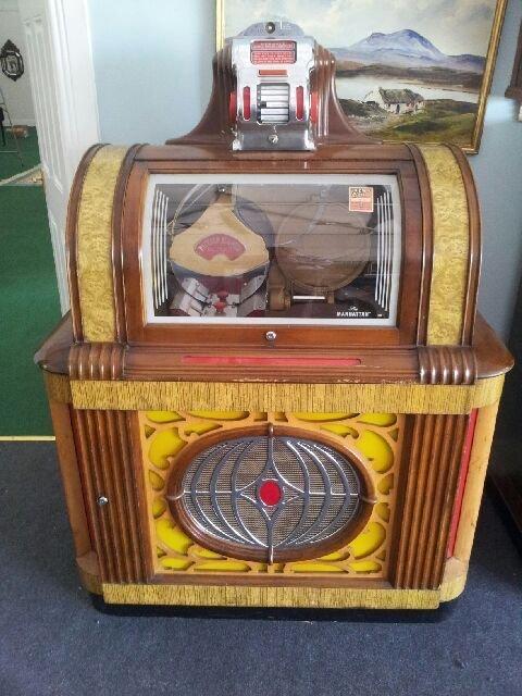 Packard Manhattan