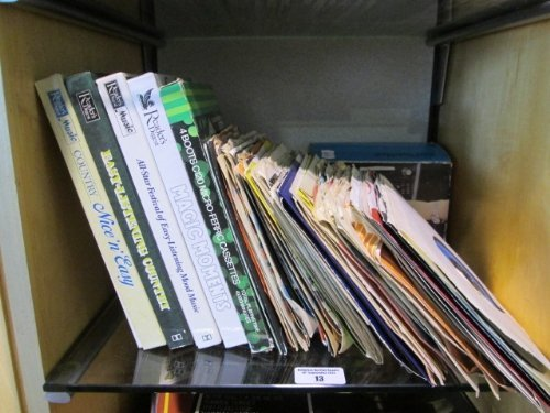 A Quantity of Mainly 1960'/70's Records to include Val