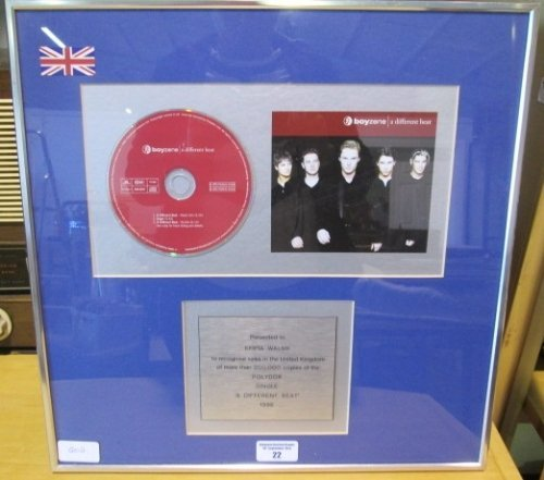 A Polydor Boyzone Presentation Montage, 'A Different Be