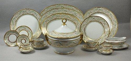 A Richard Ginori part-dinner/tea service, 20th century,