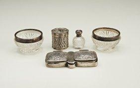 A Dutch 1886 (.833 purity) hallmarked silver lidded pot