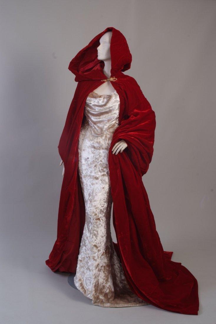A 1997  haute couture Vivienne Westwood Wedding Dress.