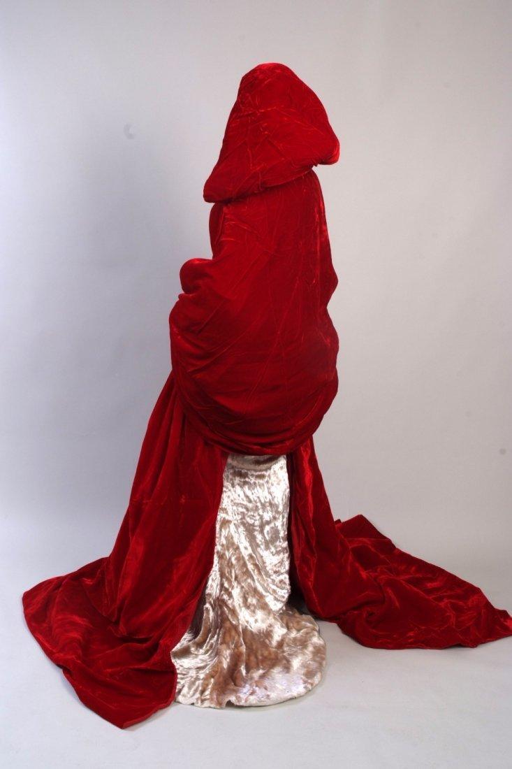 A 1997  haute couture Vivienne Westwood Wedding Dress. - 7