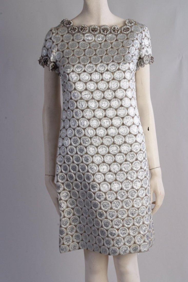 A 1960's Boutique 'Christian Dior' 51330 Cocktail - 2
