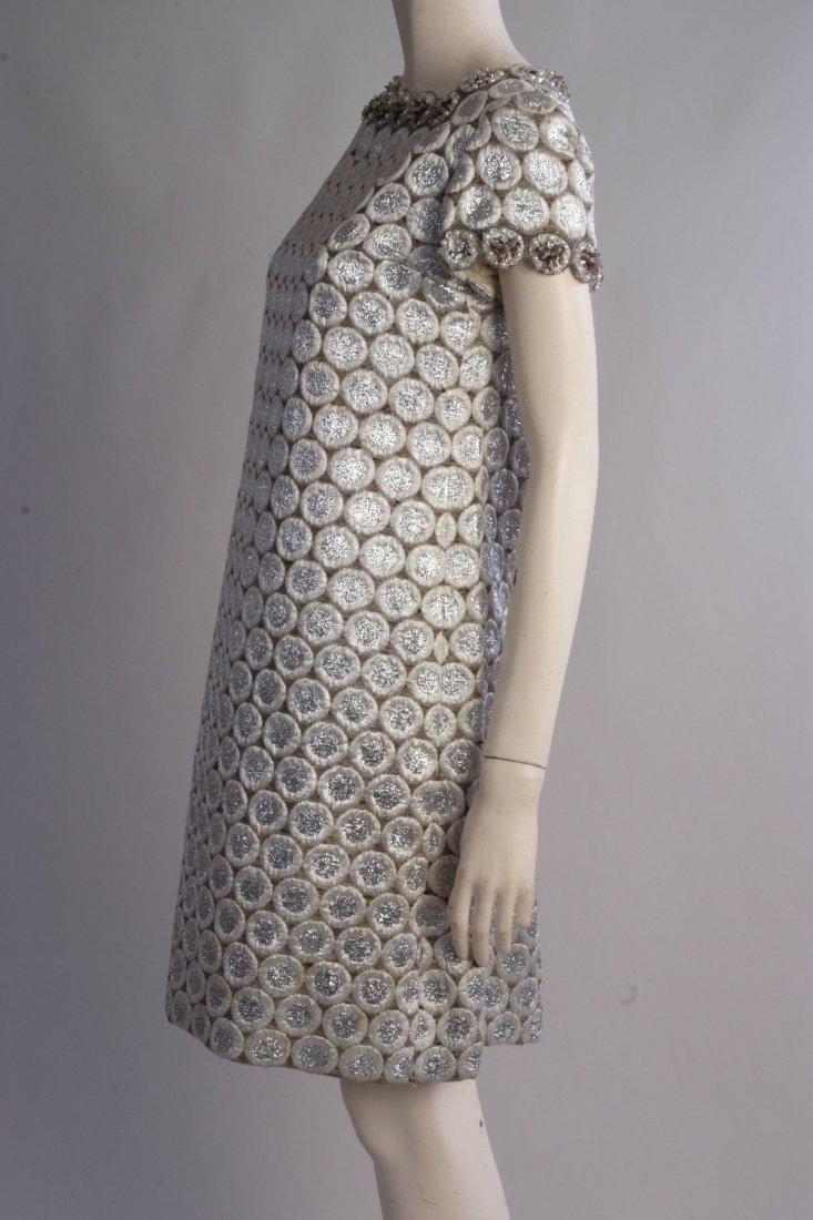 A 1960's Boutique 'Christian Dior' 51330 Cocktail - 5
