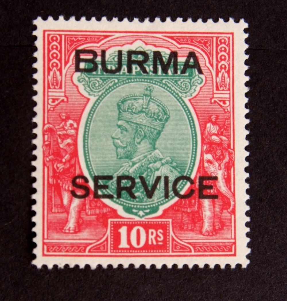British Commonwealth stamps, the collection is in 10 - 4