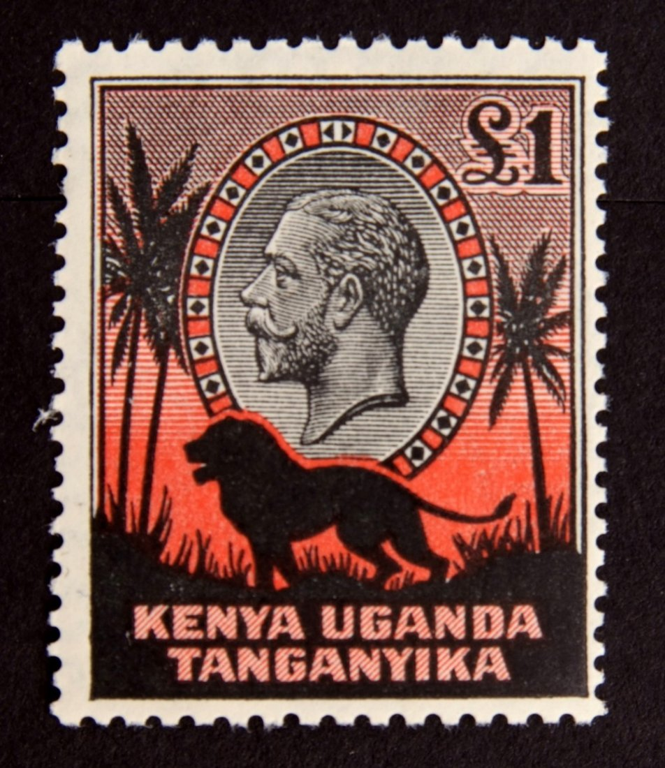 British Commonwealth stamps, the collection is in 10 - 5