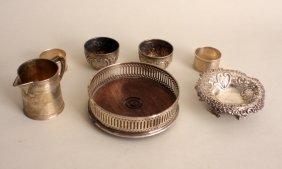 A William IV silver miniature jug, by Charles Thomas