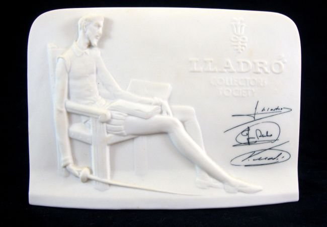 LLADRO Commercial Sign