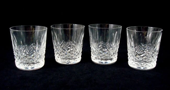 Waterford Kenmare Old Fashion Glasses