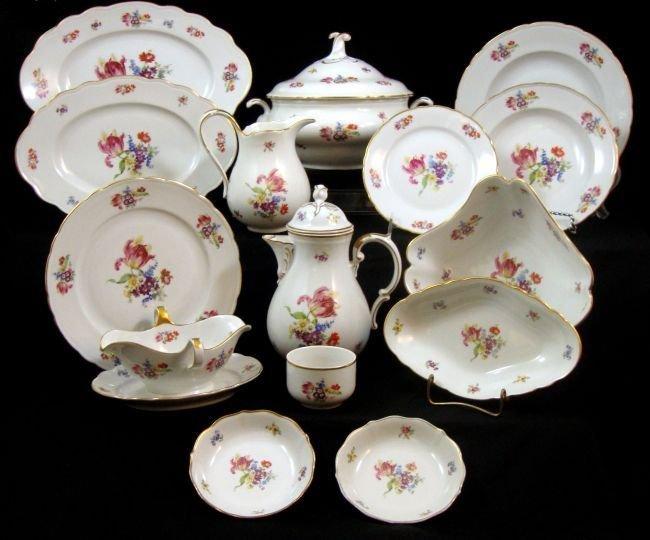 Bavarian Porcelain Dinnerware