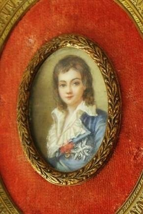 Portrait of a Young Royal