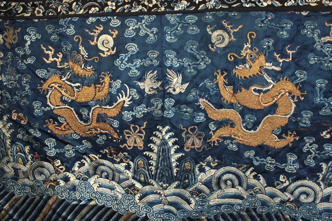 Palace Embroidery Qing Dynasty Period - 2