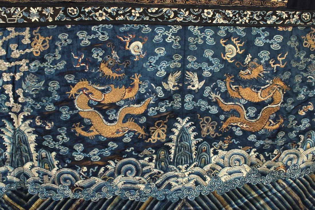 Palace Embroidery Qing Dynasty Period - 3