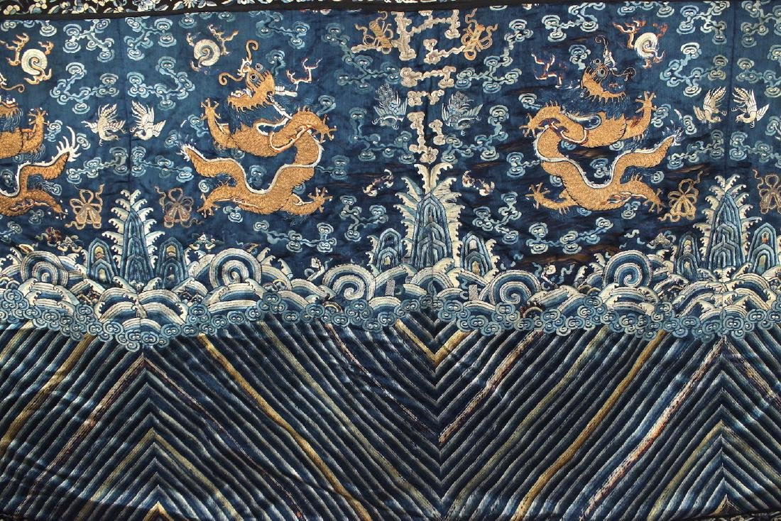 Palace Embroidery Qing Dynasty Period - 4