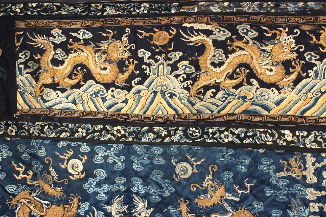 Palace Embroidery Qing Dynasty Period - 5