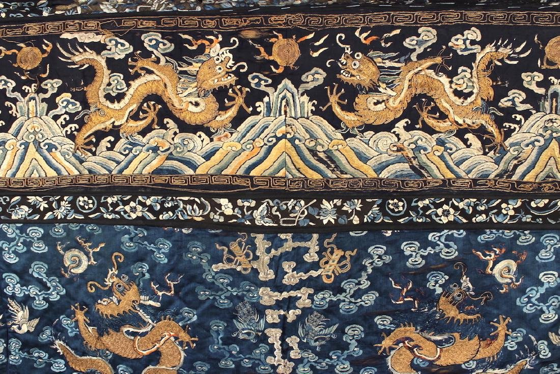 Palace Embroidery Qing Dynasty Period - 6