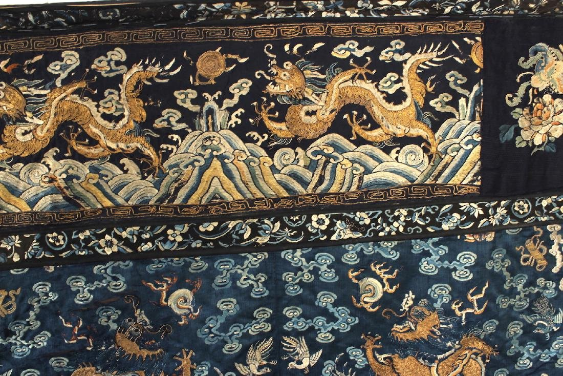 Palace Embroidery Qing Dynasty Period - 7