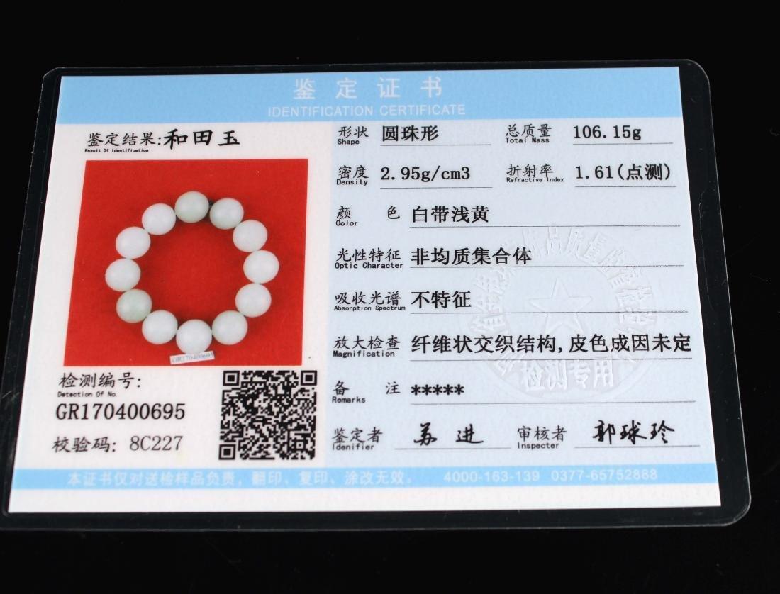 He-Tian Jade Blacelet - 4