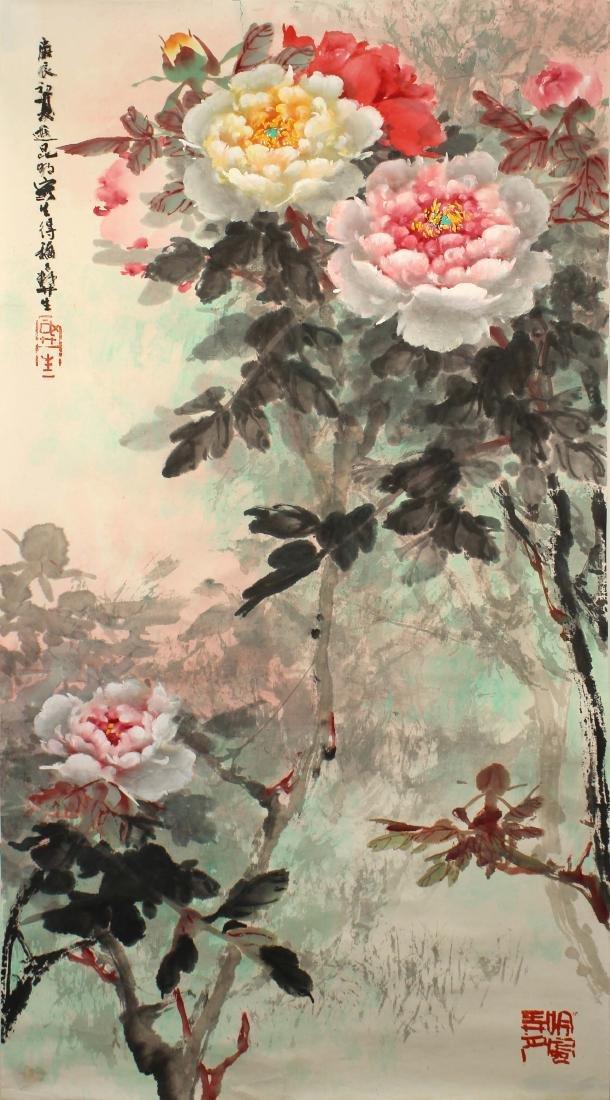 Wuyisheng, Chinese Painting