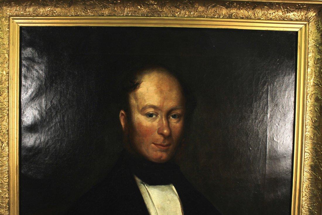 John Lee Douglas Mathies ,Gentleman, Oil on Canvas - 2