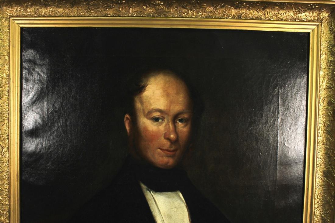 John Lee Douglas Mathies ,Gentleman, Oil on Canvas - 3