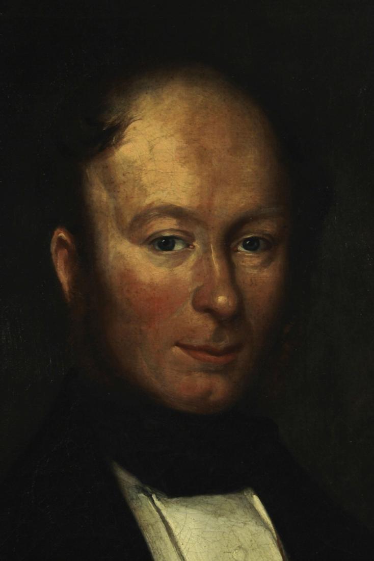 John Lee Douglas Mathies ,Gentleman, Oil on Canvas - 5