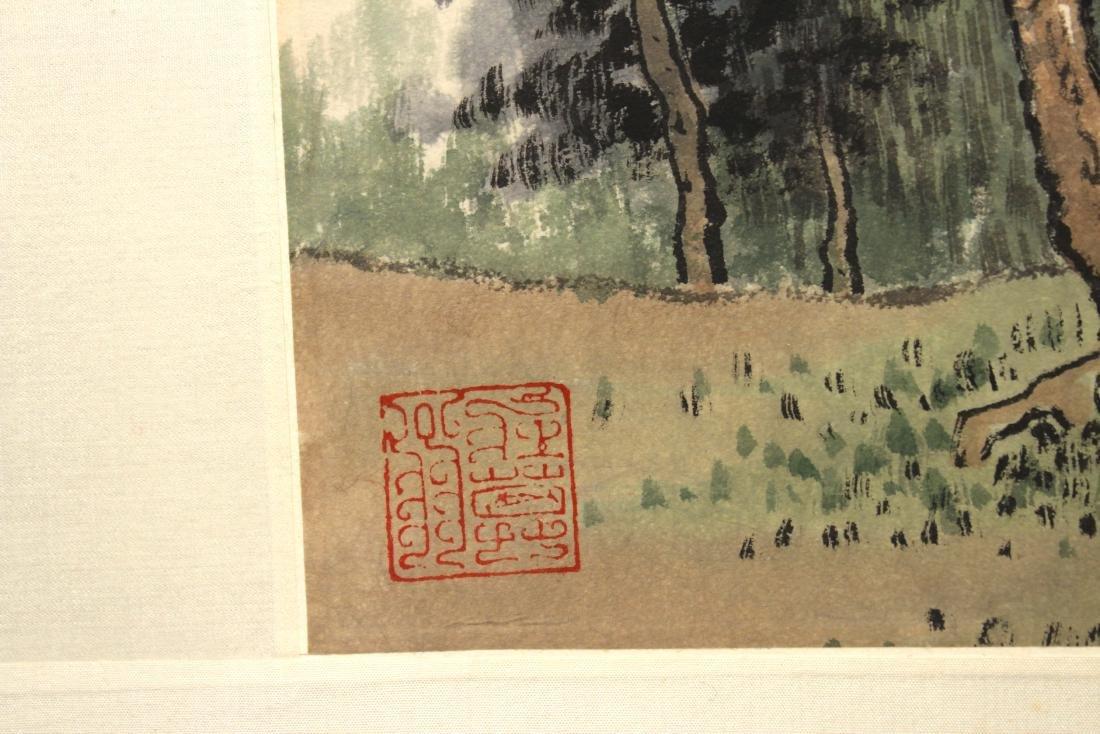 Xie Zhiliu, Chinese Painting - 2