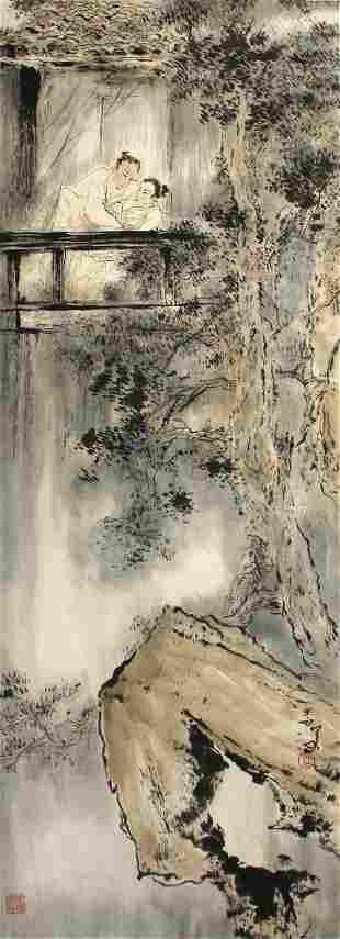 Yang Shanshen, Chinese Painting