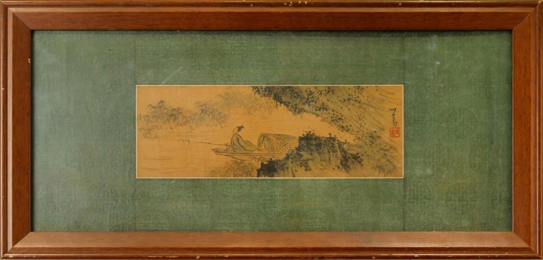 Pu Ru Chinese Painting