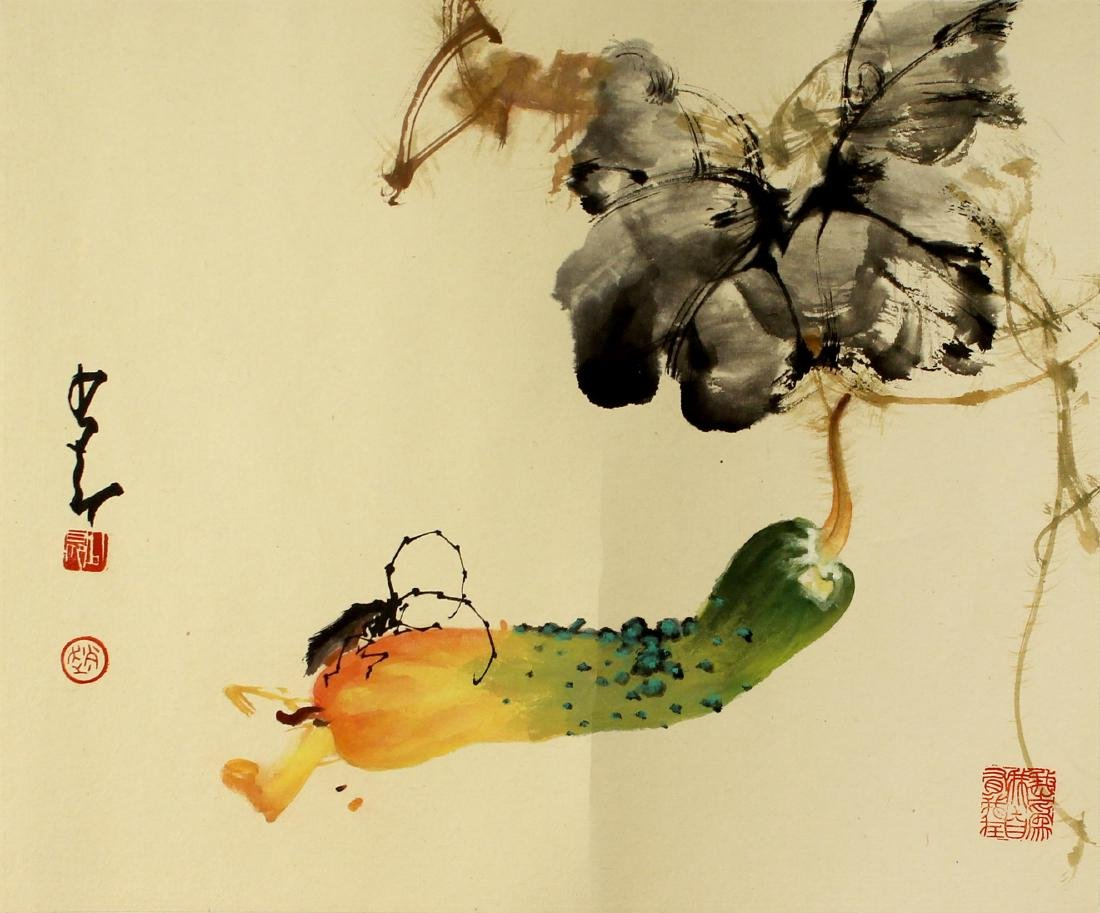Zhao Shaoang Chinese Painting