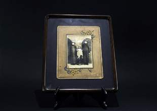 Ancient Photo and Frame Republican Period