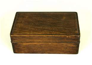 Rosewood Square Box Republican Period