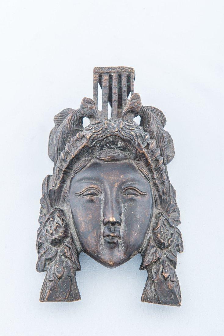 Copper Mould MA ZHU Face
