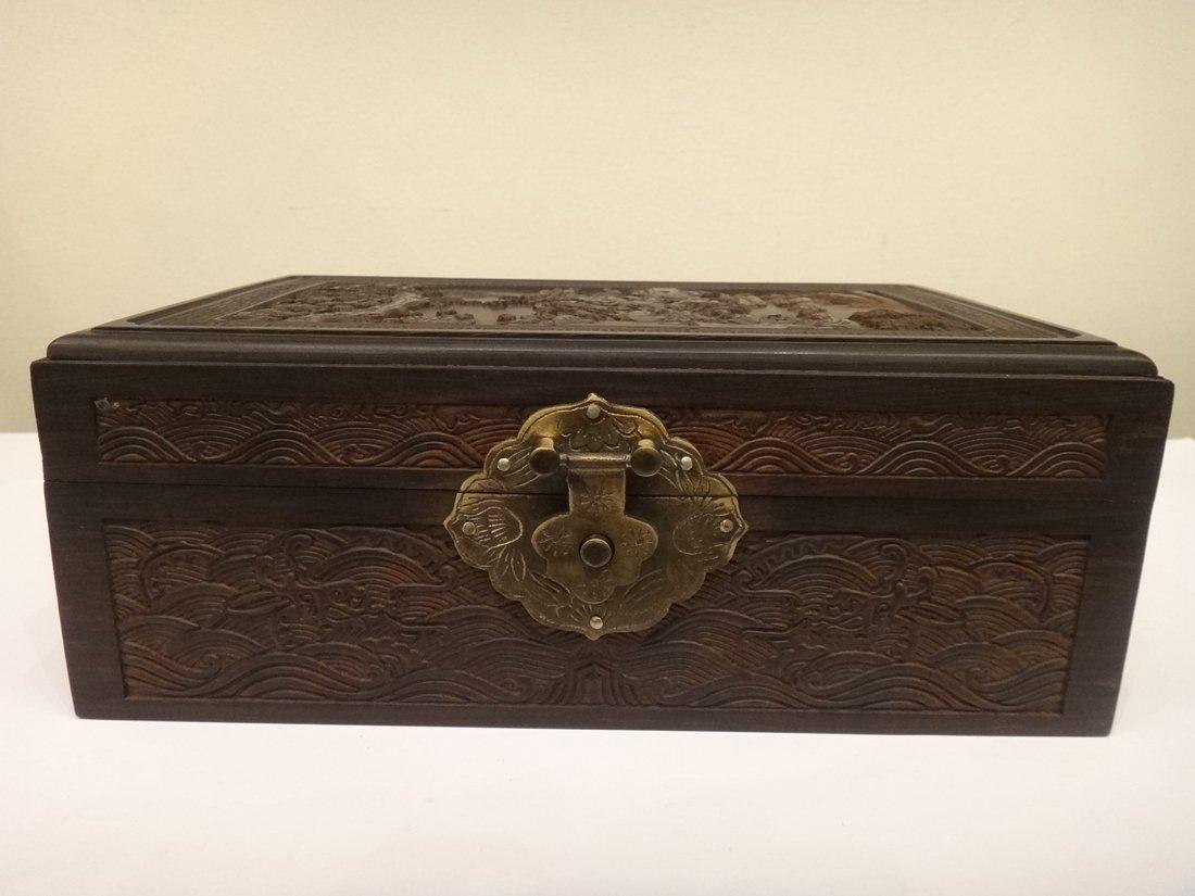 ZITAN Jewellery Box