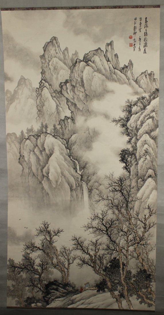LIGEMING Drawing landscape