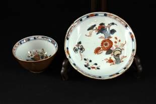 Blue & White Sauce Glaze Dish and Bowl Kangxi Period